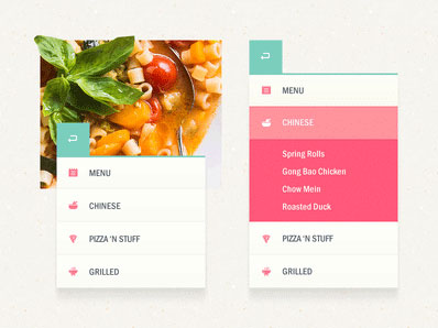 2013年dribbble上一些创新UI界面设计