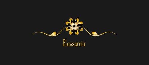 花logo - Blossomia