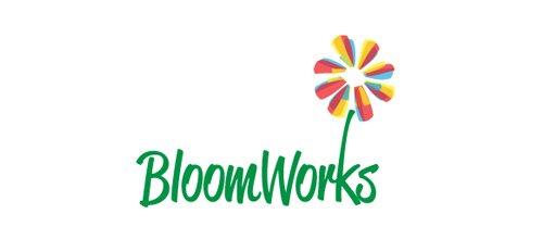 花logo - Bloomworks