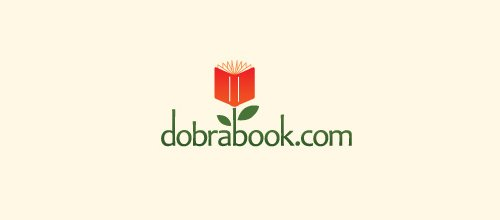 花logo - DobraBook