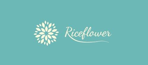花logo - Riceflower