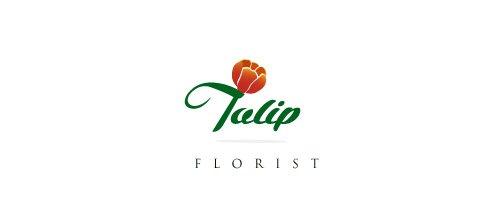花logo - Tulip
