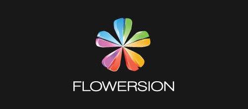 花logo - Flowersion