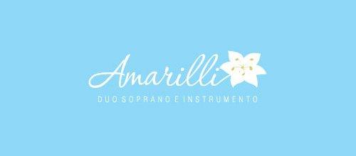 花logo - Amarilli
