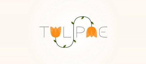 花logo - tulipae