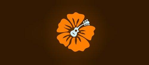 花logo - Flower Guitar