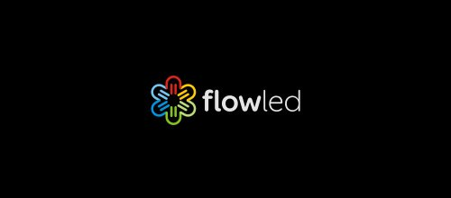 花logo - flowled