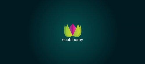 花logo - ecobloomy