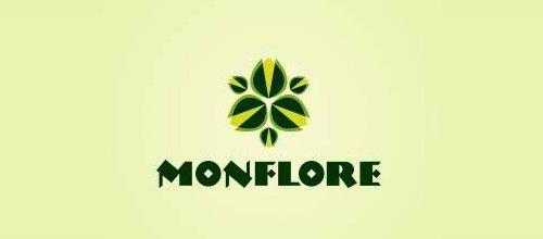 花logo - monflore