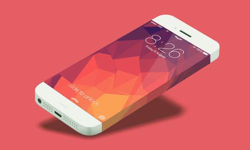 100张漂亮的iOS 7壁纸精选