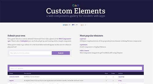 custom-elements
