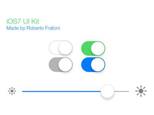 UI设计素:材uikit_1x