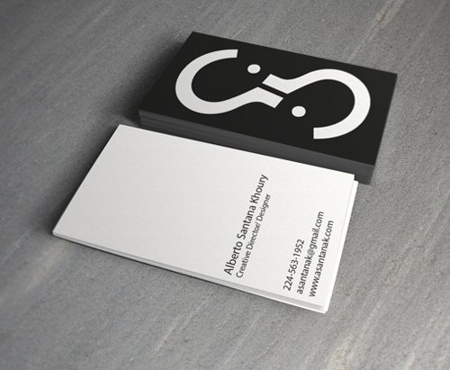Logo design Business Card