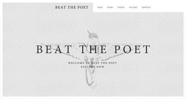 Beat The Poet