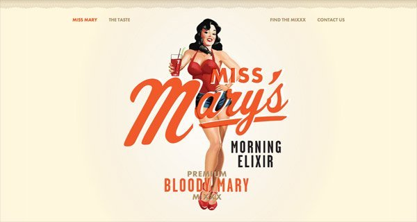 Miss Mary's Morning Elixir