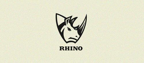 犀牛logo -17