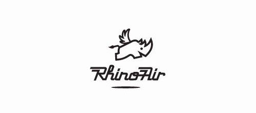 犀牛logo -3