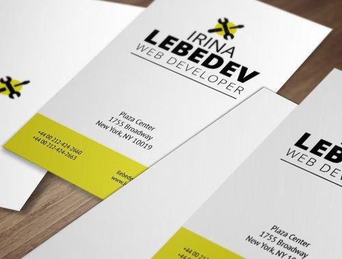 Business Card 设计素材下载