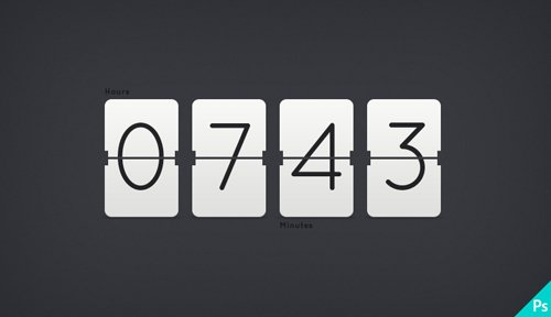 Timer 设计素材下载