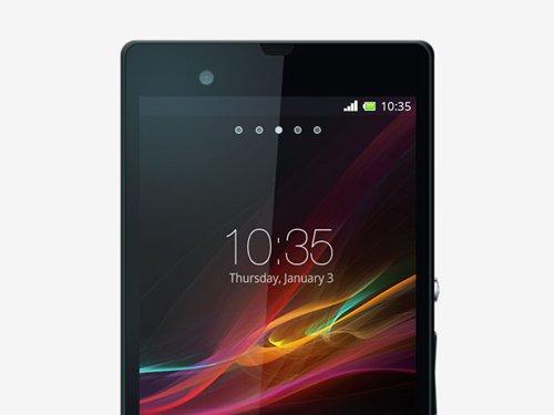 Sony Xperia-Z – Free PSD Mockup 设计素材下载
