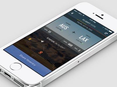 SWA - Mobile Concept ui设计
