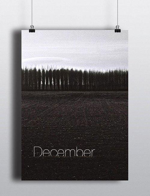 日历封面12