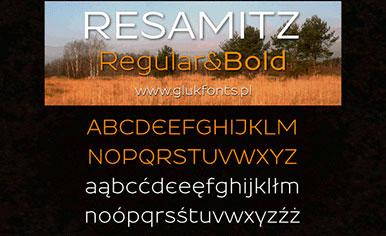 高品质免费英文字体 2014年2月