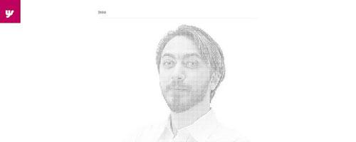Yaron Schoen - 极简网页设计