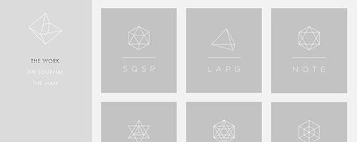 Neue Yorke - 时尚 简约网页设计