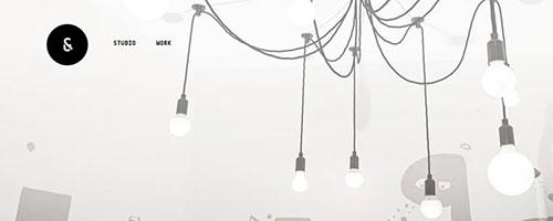 Find & Form - 时尚 简约网页设计