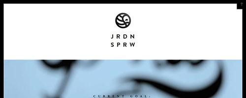 John Sparrow - 时尚 简约网页设计