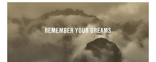 Shadow - 极简网页设计