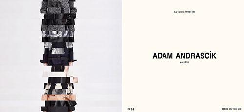 Adam Andrascik - 简约网页设计