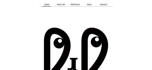 Jorge Riera - 简约网页设计