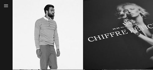 Jonathan da Costa - 时尚 简约网页设计