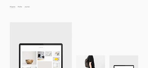 Cory Gibbons - 时尚 简约网页设计