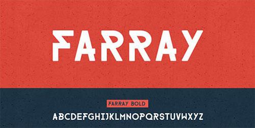 farray-font 字体下载