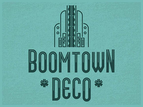 boomtown-deco-free-font 字体下载