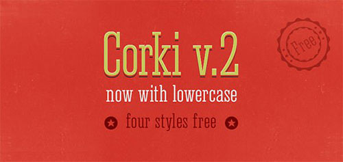 Corki_Featured2 字体下载