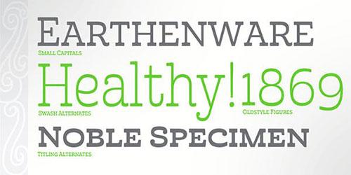 healthy1869 字体下载