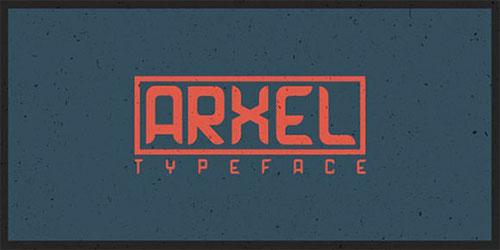 arxel-font 字体下载