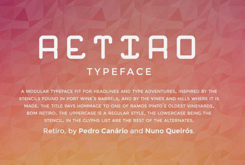aetiro-font 字体下载