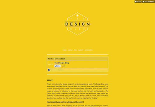 The-Design-Blog 设计博客