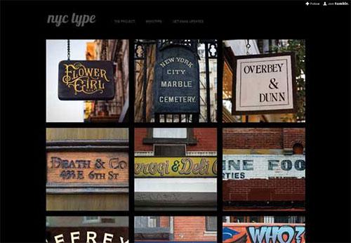 NYC-Type 设计博客