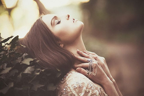 人像摄影灵感 by  Laura Marii