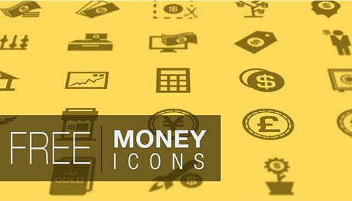 货币金钱图标