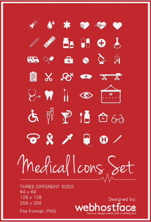医疗设备图标