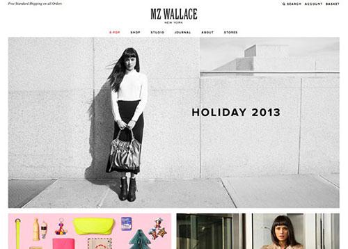 MZ Wallace #CSS3 #网页设计