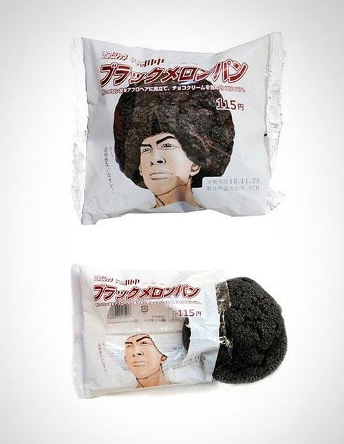 创意的日本糕点包装设计