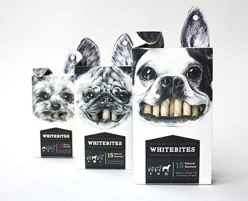 狗零食包装设计